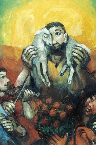 Emmanuele, Dio con noi dans immagini sacre originale10189